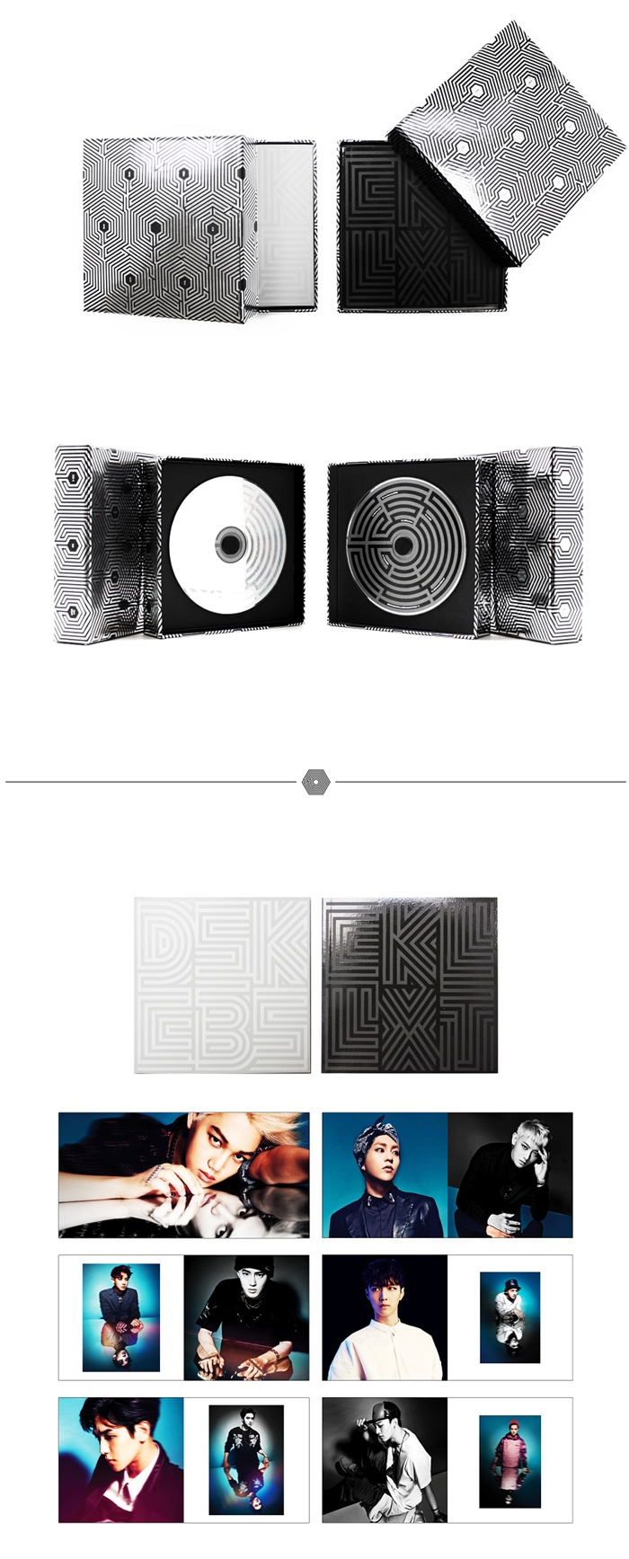 image Exo Album Overdo...