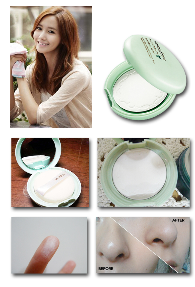Product Information. Product : [INNISFREE] No-Sebum Mineral Pact ...