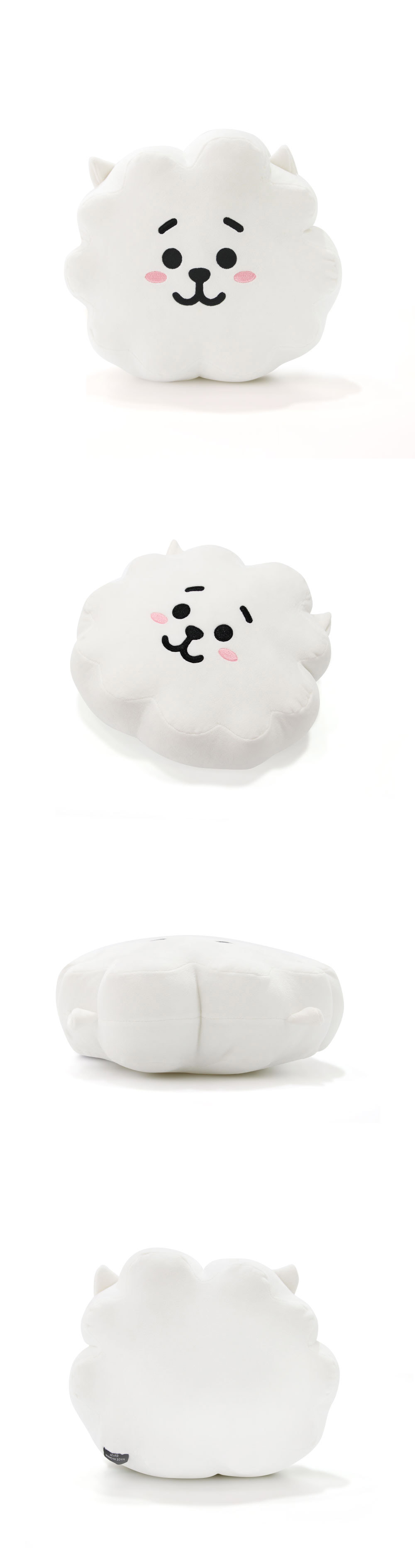 BTS BT21 Official Authentic Goods Cube Cushion by Home Plus Tracking Number