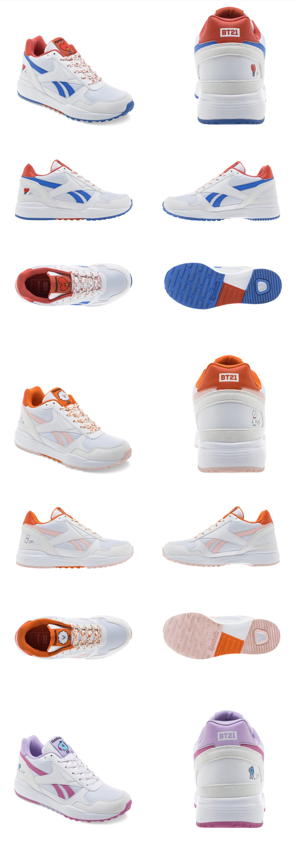 e246a92e322  BT21  Reebok Collaboration - Royal Bridge 2.0
