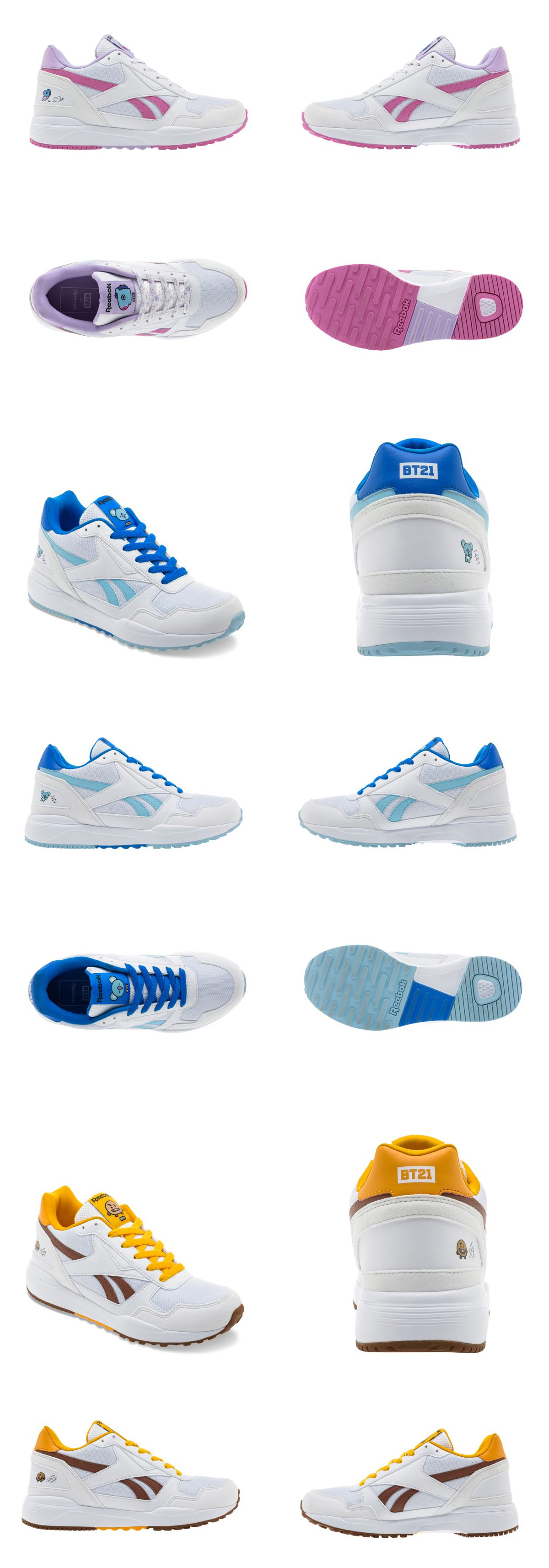 7bef64cdee7  BT21  Reebok Collaboration - Royal Bridge 2.0. Product Information. -  Material   Composition Leather