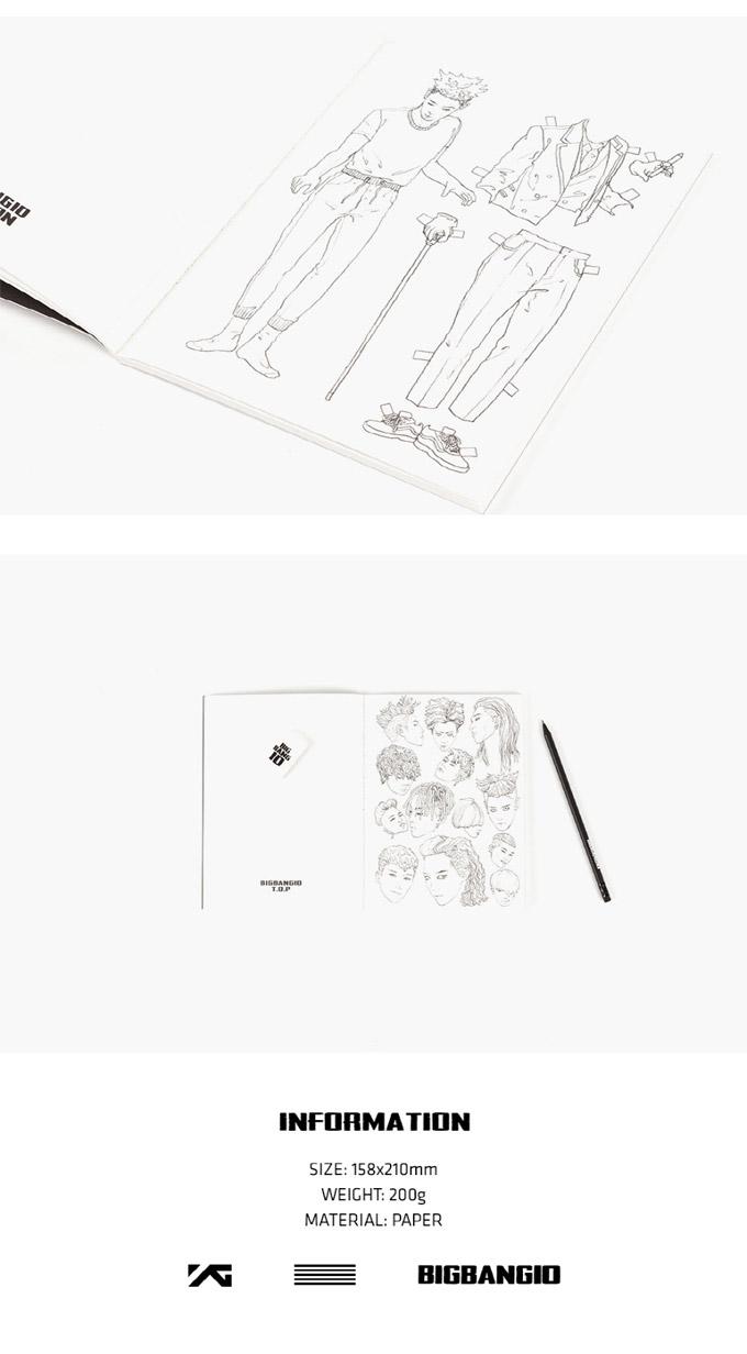 BIGBANG CONCERT 0TO10 Goods