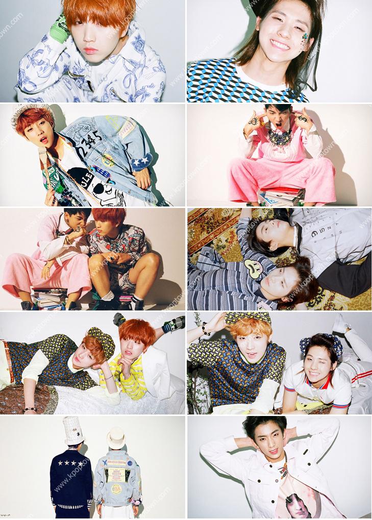 B1A4 photocard Polaroid set  B1a4 Whats Going On