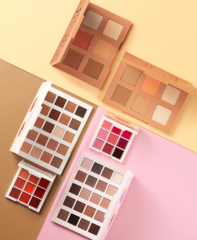 Image result for personal color palette etude house